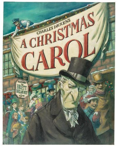 Teaching A Christmas Carol