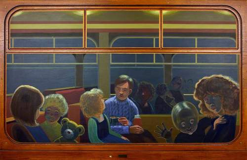 Teaching From A Railway Carriage