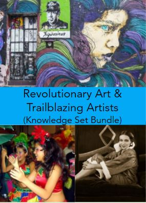 Revolutionary Art & Trailblazing Artists