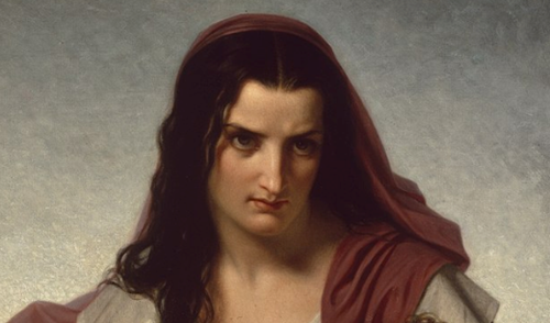 """Teaching Excerpt: The Scarlet Letter """"The Young Woman"""""""