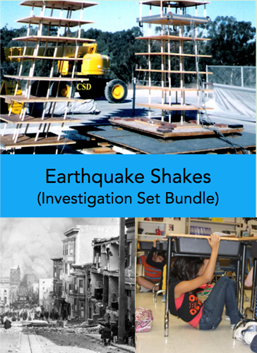 Earthquake Shakes