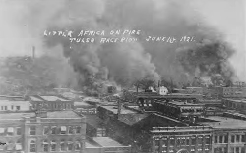 Teaching From Grandfather to Grandson, the Lessons of the Tulsa Race Massacre