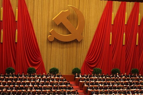 Teaching The rise of the Communist Party in China