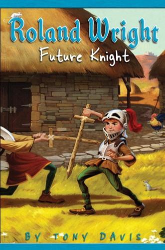 Roland Wright #1: Future Knight