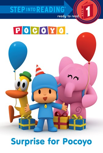 Surprise for Pocoyo (Pocoyo)