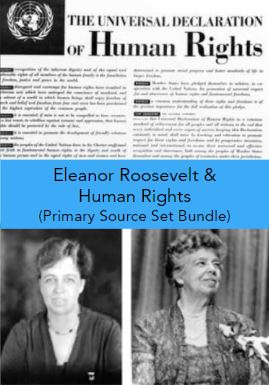 Teaching Eleanor Roosevelt & Human Rights