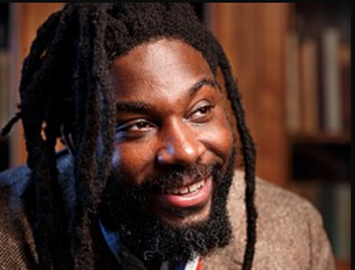 Teaching Jason Reynolds named new National Ambassador for Young People's Literature