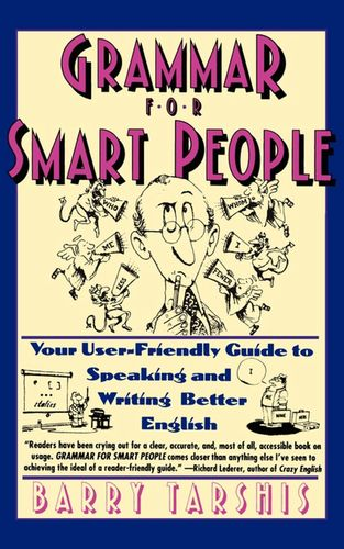 GRAMMAR FOR SMART PEOPLE ™