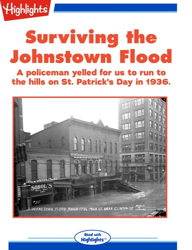 Surviving the Johnstown Flood