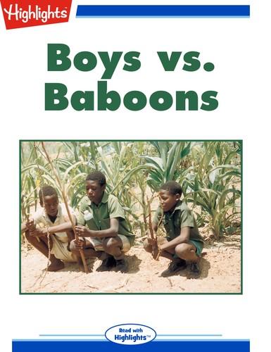 Boys vs. Baboons