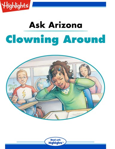 Ask Arizona Clowning Around