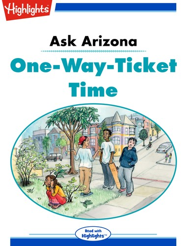 Ask Arizona One-Way-Ticket Time