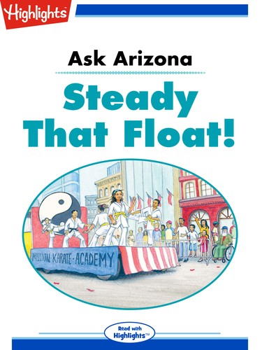Ask Arizona Steady That Float!