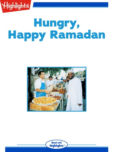 Hungry, Happy Ramadan
