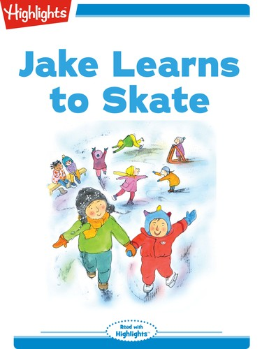 Jake Learns to Skate