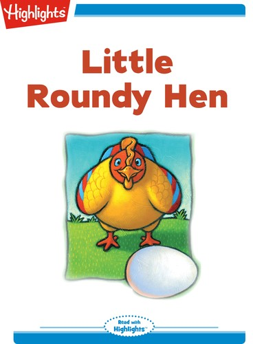 Little Roundy Hen