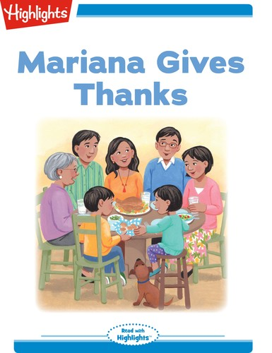 Mariana Gives Thanks