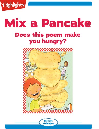 Mix a Pancake