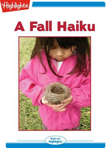 A Fall Haiku