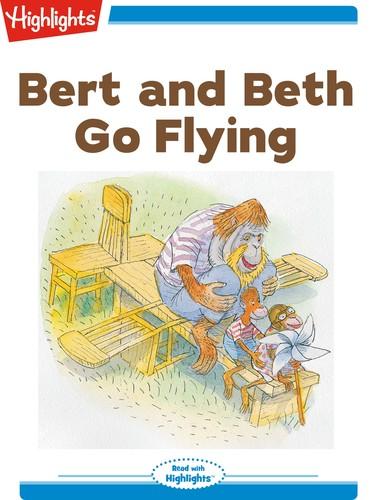 Bert and Beth Go Flying