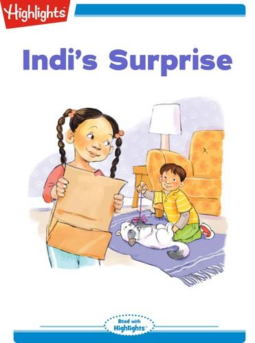 Indi's Surprise