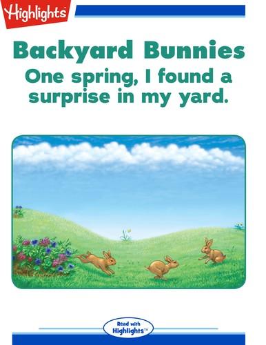 Backyard Bunnies