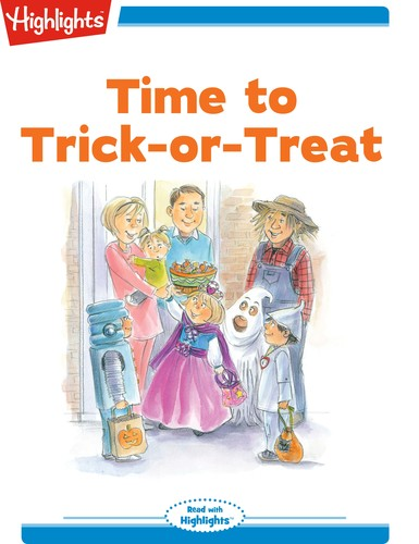 Time to Trick-or-Treat
