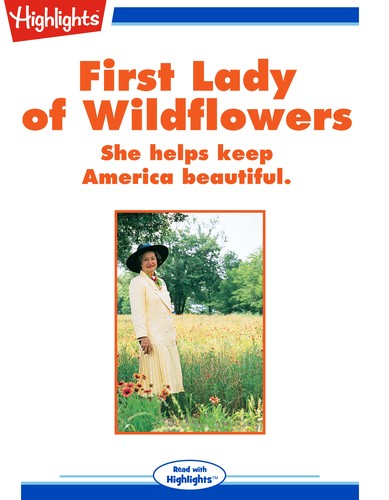 First Lady of Wildflowers