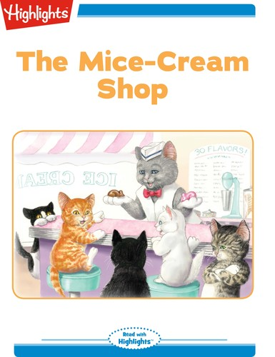 The Mice-Cream Shop