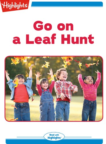 Go on a Leaf Hunt