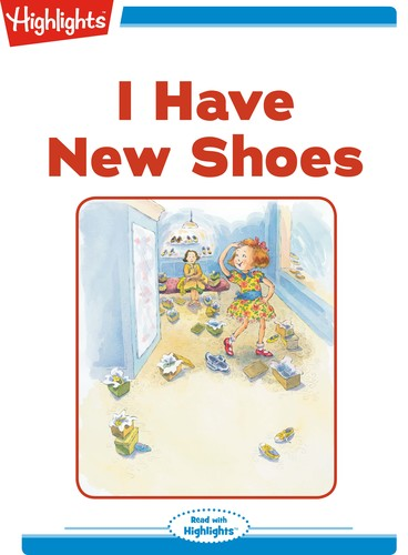 I Have New Shoes