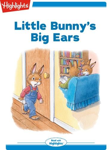 Little Bunnyߣs Big Ears