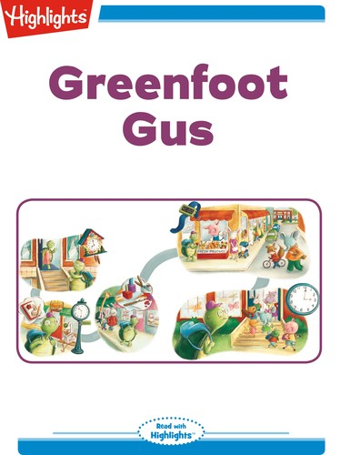 Greenfoot Gus