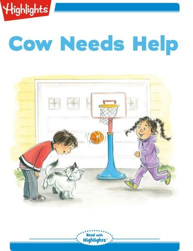 Cow Needs Help