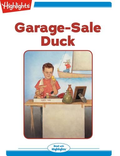 Garage-Sale Duck