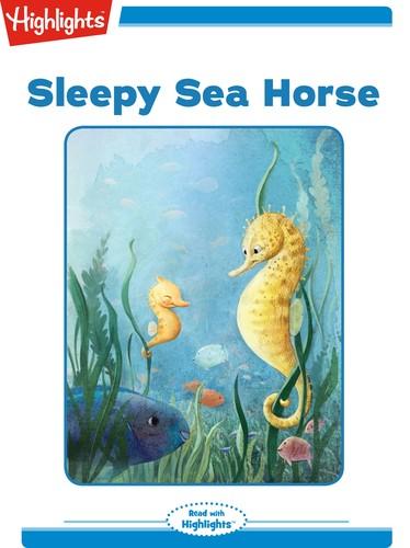 Sleepy Sea Horse