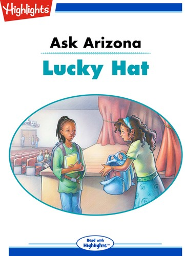 Ask Arizona Lucky Hat