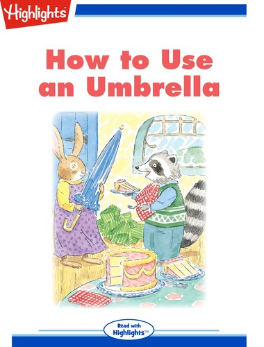 How to Use an Umbrella
