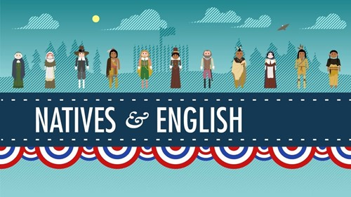 Teaching Review: Native Americans & English Settlers [video]
