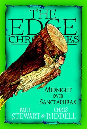 Edge Chronicles 3: Midnight Over Sanctaphrax