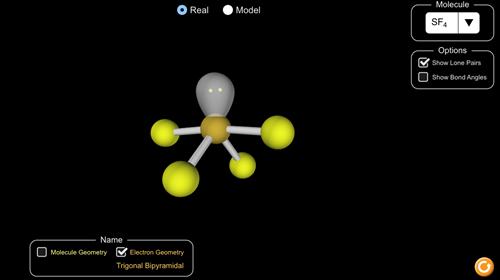 Teaching Molecule Shapes [PhET Simulation]