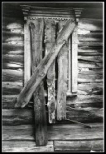 The Boarded Window