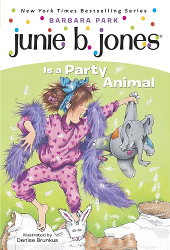 Junie B. Jones Is a Party Animal (Junie B. Jones)