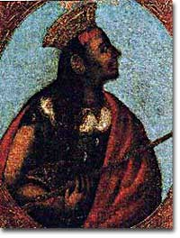Two worlds collide: Montezuma and Cortez