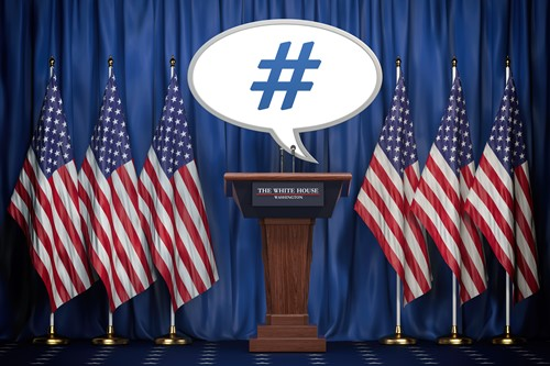 Teaching From silence to tweets: How presidential campaigns have changed over the years