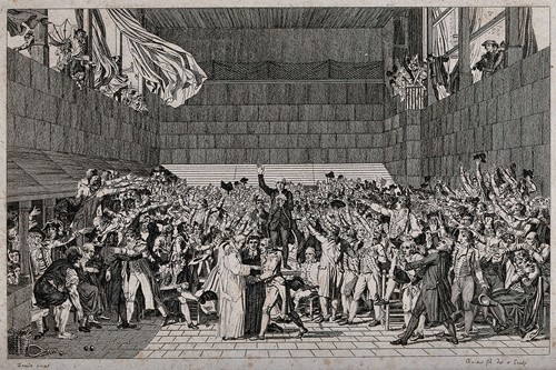 Teaching French Revolution: Forming of the National Assembly