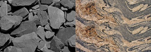 Teaching Metamorphic rock classification