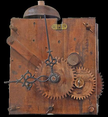 Teaching Benjamin Banneker and his amazing clock