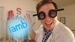 Teaching Scansion: Iambs [video]