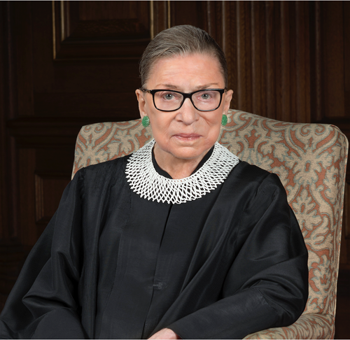 Teaching Supreme Court Justice Ruth Bader Ginsburg dies at 87